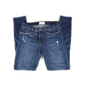 Frame Skinny Jeans size 28